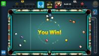 8 ball pool 1 Berlin Ring+ 500m coins in your account | FAST| AND | SAFE |
