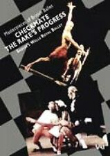 Masterpices Pf The British Ballet: Checkmate (2006, DVD NEW)