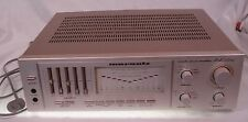 Marantz Console Stereo Amplifier PM550DC + Manual - Vintage