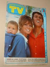 TV SORRISI CANZONI=1974/48=GIANNI MORANDI=BATTISTI=SBRAGIA=ASTRID LINDGREN EMIL