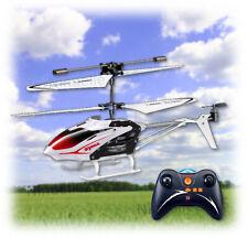 RC Hubschrauber mini Helicopter SYMA S5 3-Kanal Infrarot mit Gyro Weiss mit Akku
