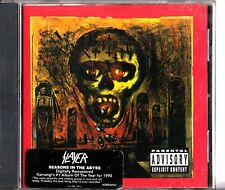 SLAYER: Seasons In The Abyss- 1990 Thrash Metal CD- Blood Red/Temptation