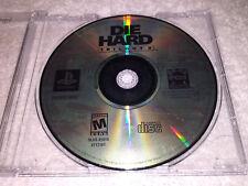 Die Hard Trilogy 2: Viva Las Vegas (PlayStation 1) Ps1 Game in Plain Case Nice!