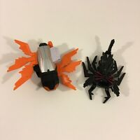 Power Rangers Samurai Beetle Zord & Scorpion Creature NOT COMPLETE / FOR PARTS
