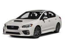Subaru WRX Cars