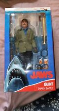 NECA Jaws - Quint (Clothed) Action Figure