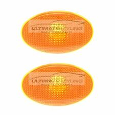 Ford Fiesta Mk4 1995-2000 Amber Side Indicator Repeaters Pair Left & Right