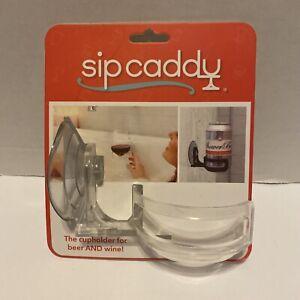 SipCaddy The #1 Bath Wine Holder, Beer Holder, Shower or Bath Beverage Holder