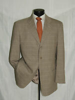 MANI by Giorgio Armani Silk & Wool men's classic sports jacket coat 42 R