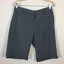 Adidas Shorts Men Size 30 Gray Bermuda