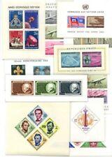 Haiti 11 different Souvenir Sheets Excellent been MNH ** OFFER!