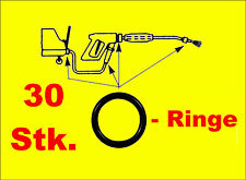 30x O-Ring Dichtung Set für Kärcher HD Geräte 2.880-990.0 Wap Kränzle Dichtungen