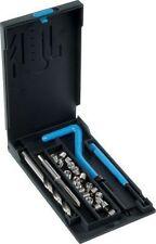 "V de la bobina de 3/8 ""Unf de alambre de rosca inserto Kit de reparación-se adapta a Helicoil 04127"