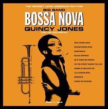 Quincy Jones And His Orchestra - Big Band Bossa Nova VINYL LP