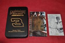 Seven Time Winston Cup Champion Dale Earnhardt Limited Edition Commemorative #3