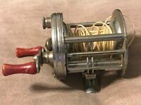 Vintage Red River Casting Reel Model V-7345