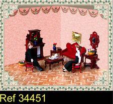 Arredamento Salotto per case di bambole e miniature