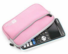 Pink Tough Neoprene Case For the Casio FX-9860GII-LD-EH