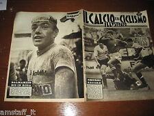 IL CALCIO E CICLISMO ILLUSTRATO 1963/24=GIRO D'ITALIA=RIVERA=AUSTRIA ITALIA=