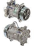 Omega Environmental 20-10843-S NEW SANDEN OEM A/C Compressor