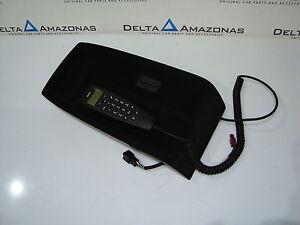 BMW 7er E65 E66 E67 Freisprechen Telefono Hands Gratuito Phone Inserto Console