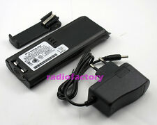 NEW 5500mAh MOTOROLA BATTERY + Charger FOR NNTN6034A XTS3000 XTS5000 XTS3500