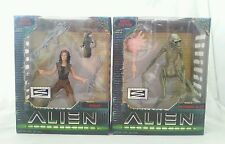 Alien Resurrection Action Figure Lot Newborn Alien & Ripley Kenner 1997 NEW