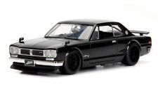 Jada 1/24 Fast & Furious Brian's Nissan Skyline 2000 GT-R Black MiB