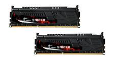 G.Skill 8GB PC3-12800, F3-12800CL9D-8GBSR