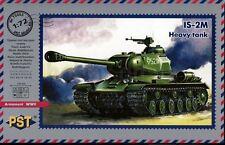 1/72 WWII Heavy tank IS-2 1944 PST 72003 Models kits