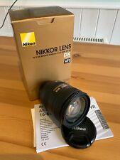 Nikon AF-S DX Nikkor 16-85mm f/3.5-5.6G lente VR ED