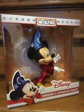 "Disney MetalFigs Diecast 6"" Sorcerer's Apprentice Mickey Collectable Figure NEW"