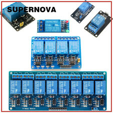 5V 1 2 4 8 Channel Relay Board Module Optocoupler LED for Arduino PiC ARM AVR