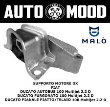 SUPPORTO MOTORE DX FIAT DUCATO AUTOBUS/FURGONATO/PIANALE PIATTO-TELAIO 2006>>