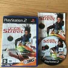 FIFA Street PS2 PlayStation 2 Game | PAL Complete | EA Sports Football