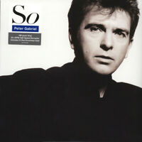 Peter Gabriel - So Half-Speed Mastered Edition (Vinyl LP - 1986 - EU - Reissue)