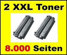 2x tóner para HP Laserjet 4l 4P 4ml 4mp compatible A 92274a 74a XXL