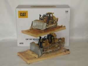 Diecast Masters ~ Caterpillar CAT D9T Weathered Bulldozer Weathered Series 85702