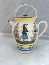 Earthenware 1900-1919 (Art Nouveau) Date Range Quimper & Faience Pottery