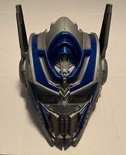2016 Hasbro Transformer Optimus Prime Talking Voice Changing Helmet Mask GUC