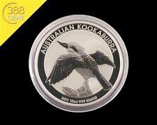 Australien Kookaburra 2011 10 oz Unzen Silber 999/1000