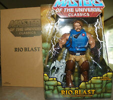 Rio Blast NEW & SEALED Masters of the Universe Classics MOTUC He-Man MATTEL MOC