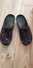Berkemann Men's or Women's  Mules Felt Slippers Size 6.5