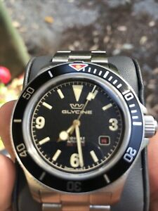 Glycine Gl 0216 Combat Sub Dive Watch