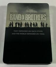 Band of Brothers (Dvd, 2008, 6-Disc Set) Tin Case Box Edition Tv Show