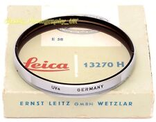 LEICA UVa 48mm Leitz 13270H Filter for Summarex f=8.5cm 1:1.5 & Hektor 12.5cm