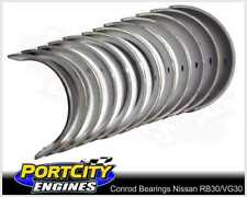 Conrod Bearing set for Holden 6cyl RB30E Commodore Calais VL 3.0L 6B2390