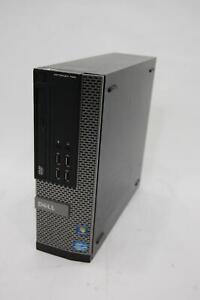 Dell Optiplex 790 SFF Intel Core i3-2120 3.3Ghz 4GB RAM 250GB HDD Windows 10 Pro