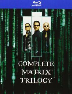 Matrix - Teil: 1 - 3 (Trilogy) [Blu-ray/NEU/OVP] Im Schuber mit Keanu Reeves, La