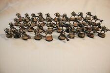 Warhammer 40k Necron Army -- Games Workshop